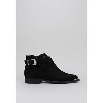 Sapatos Mulher Botas baixas Krack KANHA Preto