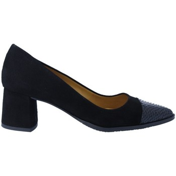 Sapatos Mulher Escarpim Estiletti 2670 Zapatos de Salón de Mujer preto
