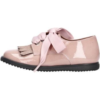 Sapatos Rapariga Sapatos Clarys - Derby rosa 1434 ROSA