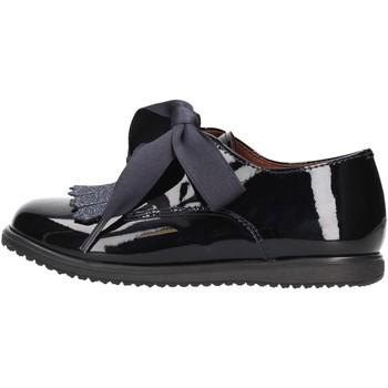 Sapatos Rapaz Sapatos Clarys - Derby blu 1434 BLU