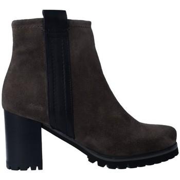 Sapatos Mulher Botins Pedro Miralles 25841 Botines de Mujer cinza