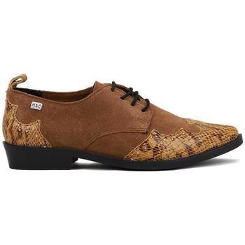 Sapatos Mulher Sapatos Musse & Cloud  Castanho