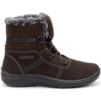 Sapatos Mulher Botas de neve Chiruca Botas  Constanza 12 Goretex Castanho