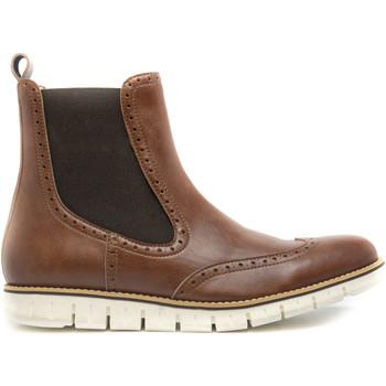Sapatos Homem Botas baixas Nae Vegan Shoes Owen castanho