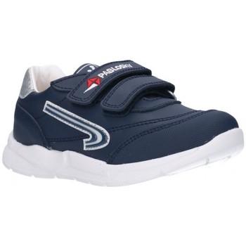 Sapatos Rapaz Sapatilhas Pablosky 278120 Niño Azul marino bleu