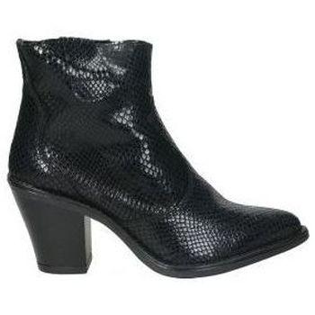 Sapatos Mulher Botins Stilmoda 9708 Noir