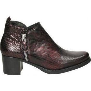 Sapatos Mulher Botins Serenity 4481 rouge