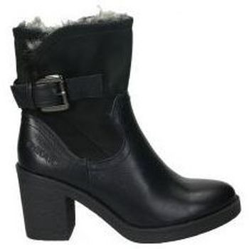 Sapatos Mulher Botins Chika 10 MARLEN 09 Noir