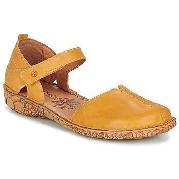 Sapatos Mulher Sandálias Josef Seibel ROSALIE 42 Amarelo