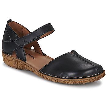 Sapatos Mulher Sandálias Josef Seibel ROSALIE 42 Preto