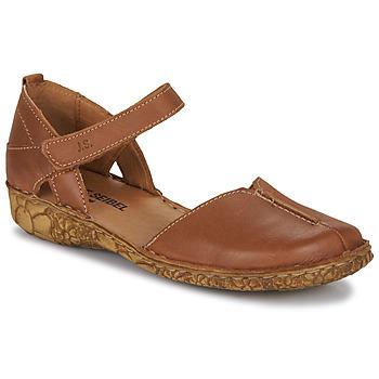 Sapatos Mulher Sandálias Josef Seibel ROSALIE 42 Conhaque