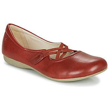 Sapatos Mulher Sabrinas Josef Seibel FIONA 41 Vermelho