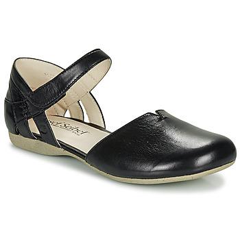 Sapatos Mulher Sandálias Josef Seibel fiona67 Preto