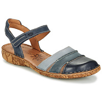 Sapatos Mulher Sandálias Josef Seibel roSALIE 44 Azul