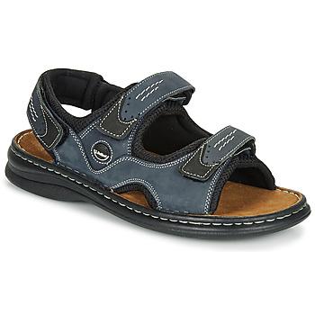 Sapatos Homem Sandálias desportivas Josef Seibel FRANKLIN Azul