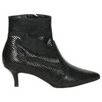Sapatos Mulher Botins Stilmoda 9308 Noir