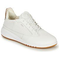 Sapatos Mulher Sapatilhas Geox D AERANTIS Branco
