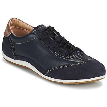 Sapatos Mulher Sapatilhas Geox D VEGA Marinho