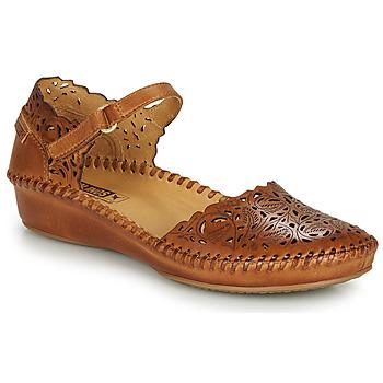 Sapatos Mulher Sabrinas Pikolinos P. VALLARTA 655 Conhaque