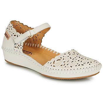 Sapatos Mulher Sabrinas Pikolinos P. VALLARTA 655 Branco