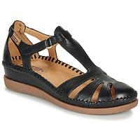 Sapatos Mulher Sandálias Pikolinos CADAQUES W8K Preto