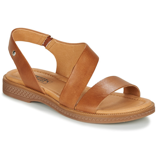 Sapatos Mulher Sandálias Pikolinos MORAIRA W4E Camel