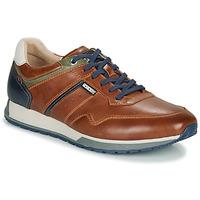 Sapatos Homem Sapatilhas Pikolinos CAMBIL M5N Marinho