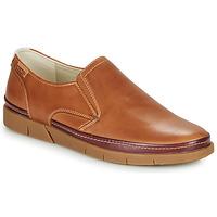 Sapatos Homem Mocassins Pikolinos PALAMOS M0R Camel