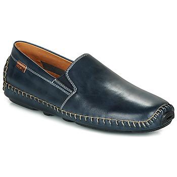 Sapatos Homem Mocassins Pikolinos JEREZ 09Z Marinho