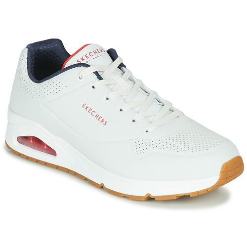 Sapatos Homem Sapatilhas Skechers UNO STAND ON AIR Branco