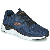 Sapatos Homem Fitness / Training  Skechers SOLAR FUSE KRYZIK Marinho / Preto