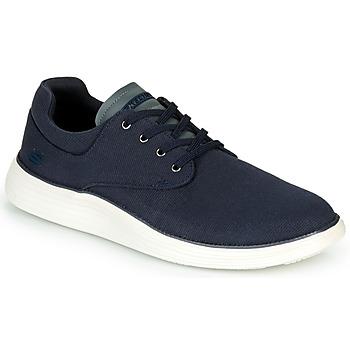 Sapatos Homem Sapatilhas Skechers STATUS 2.0 BURBANK Marinho