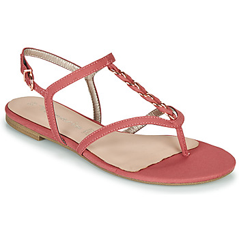 Sapatos Mulher Sandálias Tamaris IRENE Vermelho