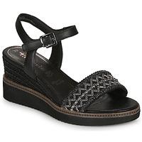Sapatos Mulher Sandálias Tamaris ALIS Preto