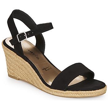 Sapatos Mulher Sandálias Tamaris LIVIAN Preto