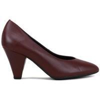 Sapatos Mulher Escarpim Krack BARTI Vermelho