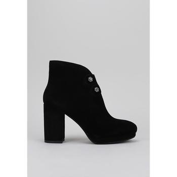 Sapatos Mulher Botins Sandra Fontan SHILAY Preto