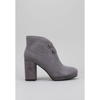 Sapatos Mulher Botas baixas Sandra Fontan SHILAY Cinza