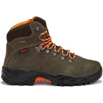 Sapatos Mulher Sapatos de caminhada Chiruca Botas  La Valenciana 01 Goretex Verde