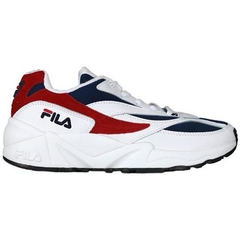 Sapatos Mulher Sapatilhas Fila V94M Low Branco, Vermelho