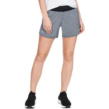 Textil Mulher Shorts / Bermudas Under Armour Launch SW Go Long Short 1342841-001
