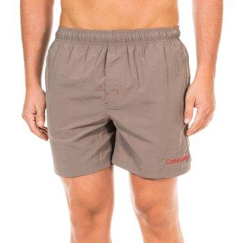 Textil Homem Fatos e shorts de banho Calvin Klein Jeans Bañador Calvin Klein Bege