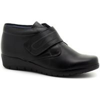 Sapatos Mulher Botins Dliro  Negro