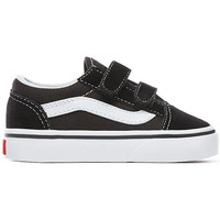 Sapatos Criança Sapatilhas Vans OLD SKOOL Noir