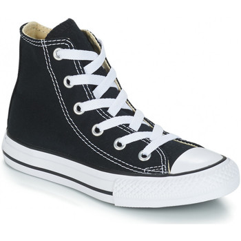 Sapatos Criança Sapatilhas de cano-alto Converse chuck taylor Noir