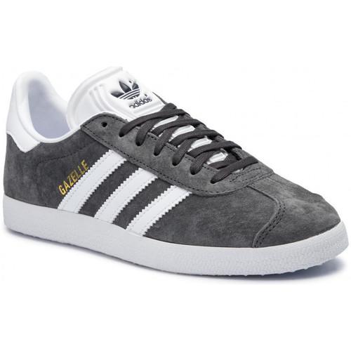 Sapatos Sapatilhas adidas Originals GAZELLE Gris-dense