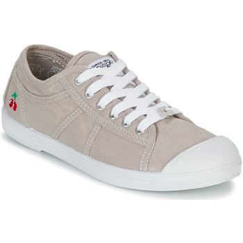 Sapatos Homem Sapatilhas de ténis Le Temps des Cerises BASIC 02 Beige