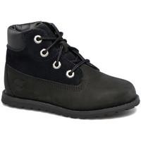 Sapatos Criança Botas baixas Timberland POKEY PINE 6IN BOOT Noir