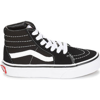 Sapatos Criança Sapatilhas de cano-alto Vans SK8-HI Noir