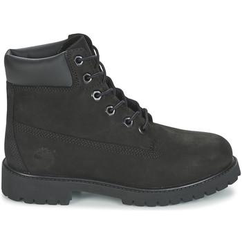 Sapatos Botas baixas Timberland 12907 Noir